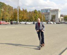 Chișinăul inventează trotineta. De ce trotinetele electrice îi deranjează pe trecători și care sunt soluțiile?
