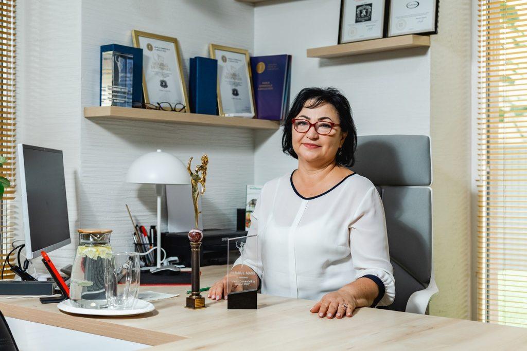 Ludmila Dimitrachi: Timp de 17 ani în afaceri, pentru prima oară am primit un credit atât de rapid