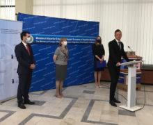 НАТО иВенгрия передали Молдове 20аппаратов ИВЛ для лечения больных коронавирусом
