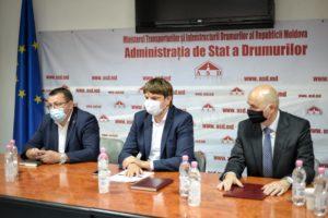 """Noul director al Administrației de Stat a Drumurilor promite """"drumuri bune nu doar pe hârtie"""" (FOTO)"""