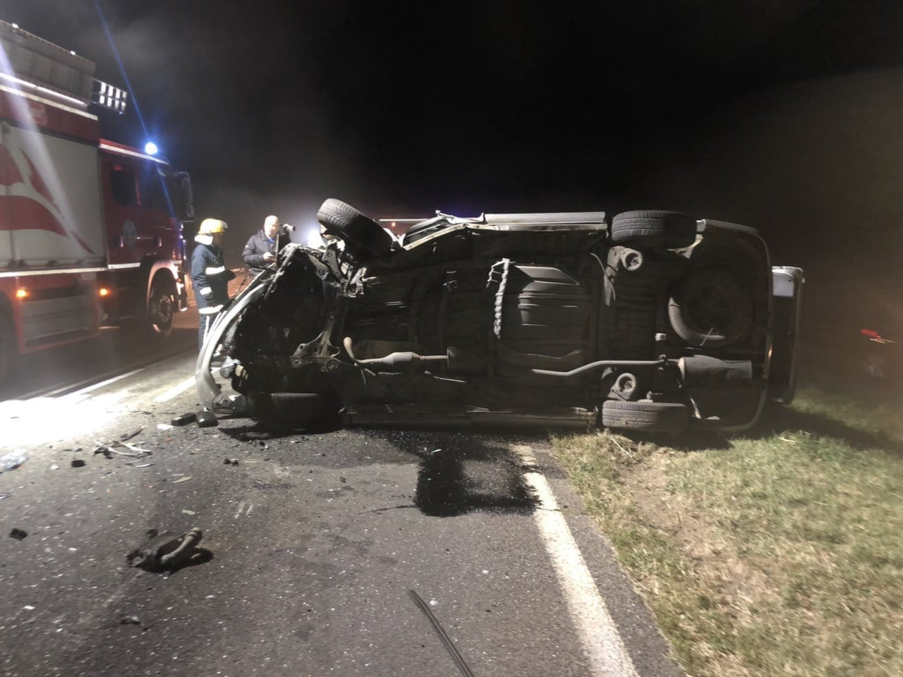 ВШтефан-Водэ произошла авария сучастием трех автомобилей. Виновным вДТП может быть пограничник