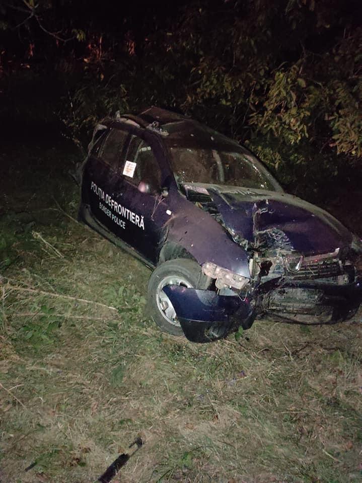 Un om a murit, în urma unui accident care s-a produs la Ștefan Vodă. Șoferul vinovat ar fi polițist de frontieră (FOTO)