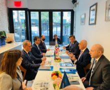 Молдова, Украина, Грузия иАзербайджан договорились создать постоянную группу ГУАМ вобласти стратегических коммуникаций