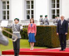 ВМолдову софициальным визитом прибудет президент Германии