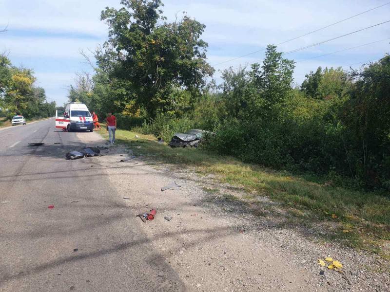 Авария вДрокиевском районе. Натрассе столкнулись четыре автомобиля (ФОТО)