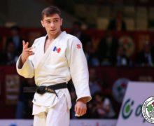 Дзюдоист Денис Виеру принес Молдове победу на турнире Гран-при в Загребе