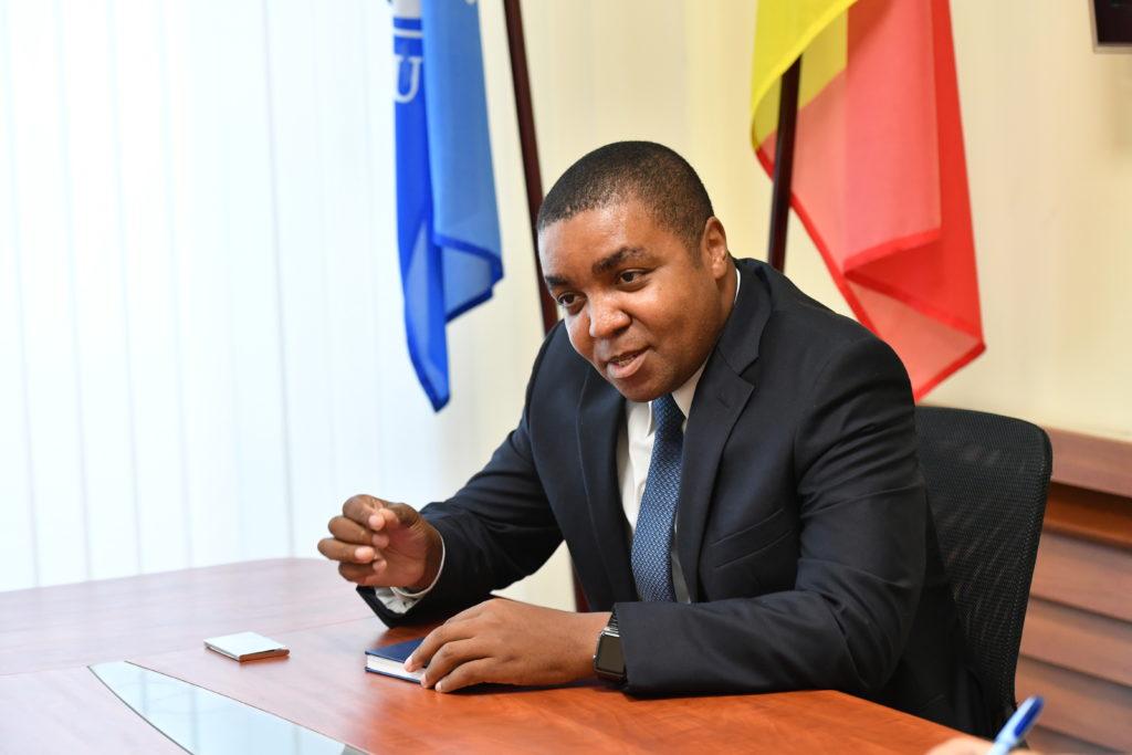 """Moldova va decide cum va valorifica cele 236 milioane de dolari"". Interviu NM cu Rodgers Chawani, noul Reprezentant permanent al FMI în Moldova"