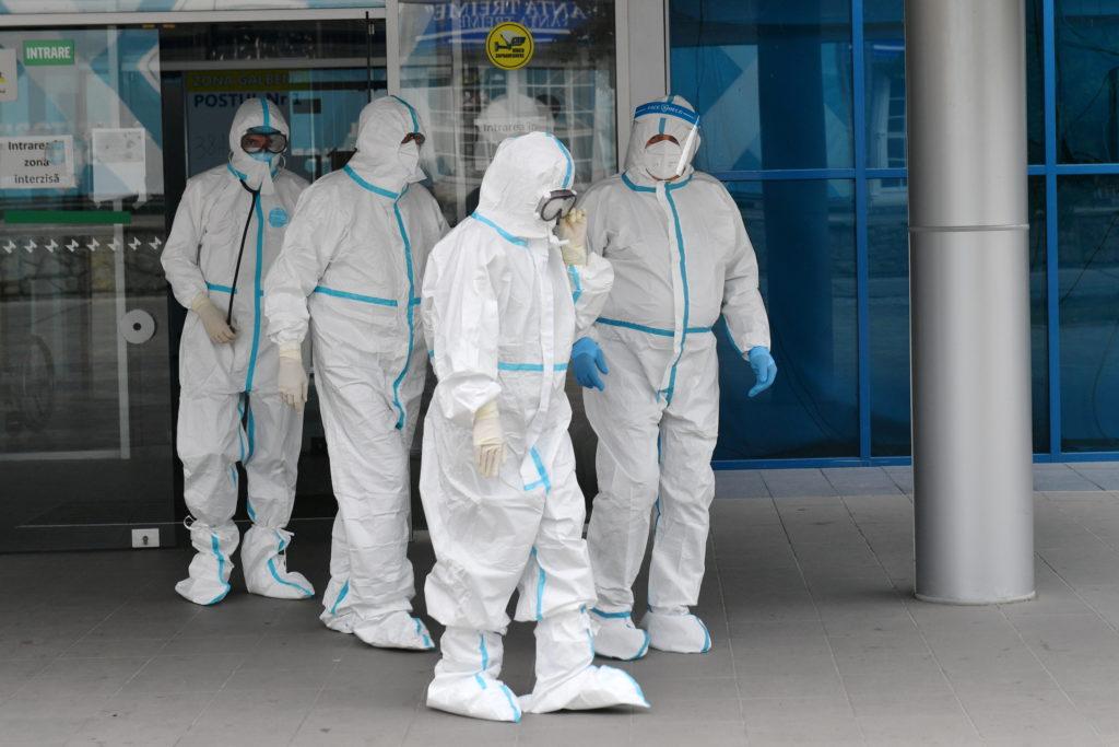 ВМолдове выявили 1115 новых случаев коронавируса. Засутки умерли 35больных COVID-19