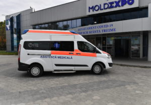Alte 2068 de cazuri de infectare cu COVID-19 au fost confirmate în Republica Moldova