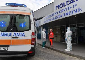 ВМолдове выявили 1787 новых случаев коронавируса. Засутки умерли 40больных COVID-19