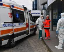 ВМолдове 1078 новых случаев заражения коронавирусом