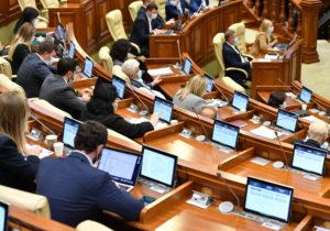 Парламент Молдовы соберется назаседание. Что обсудят депутаты?