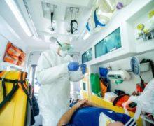 Экспресс-диагностика наковид в Молдове. Скольким пациентам врачи скорой помощи сделали тесты на вызовах