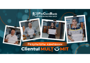 """Подведение итогов кампании """"Довольный Клиент"""" в FinComBank"""