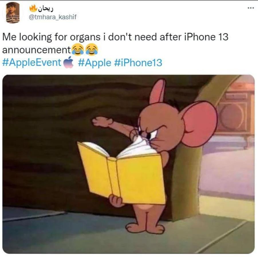 Noile modele iPhone 13 au provocat glume pe rețelele de socializare: cele mai amuzante meme-uri