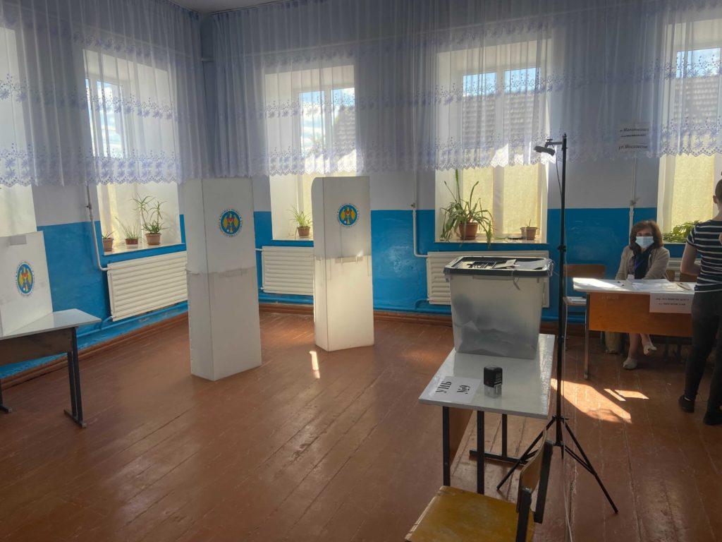Как проходят выборы вГагаузии? Репортаж NMизКомрата