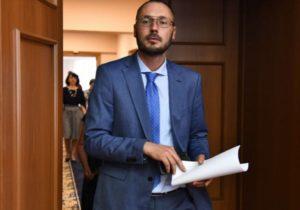 Впарламенте отклонили вотум недоверия министру юстиции Литвиненко