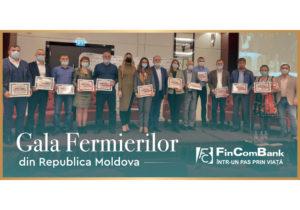 FinComBank susține fermierii locali și a participat la Gala Fermierilor din Republica Moldova din 24 septembrie 2021