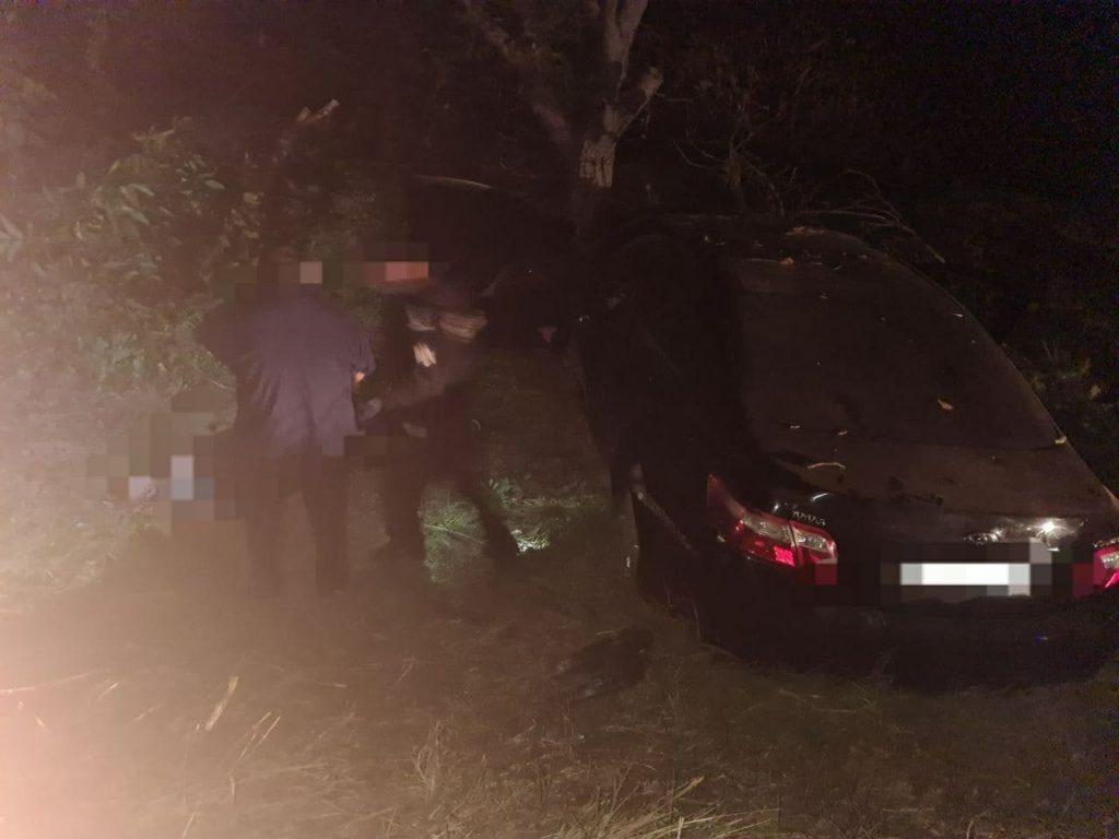 Accident grav între satele Congaz și Beșalma. Un bărbat de 38 de ani a murit (FOTO)
