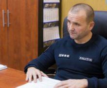 Главу полиции Бельц отстранили отдолжности