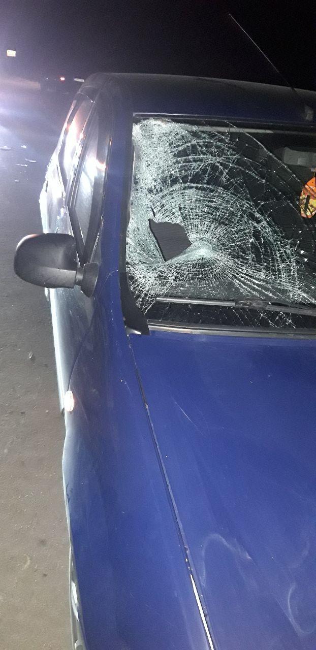 Un bărbat din comuna Lăpușna a fost lovit mortal de o mașină în raionul Hâncești (FOTO)