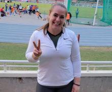 Спортсменка из Молдовы завоевала третье место насоревнованиях по метанию молота вКении
