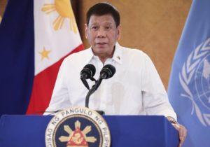 Președintele filipinez a propus a persoanele care ezită să se vaccineze să fie imunizate în timp ce dorm