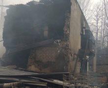 ВРязанской области на заводе, производящем взрывчатку, произошел пожар. Погибли люди (ВИДЕО)