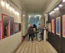 В Кишиневе в Музее земства открылась выставка Нади Изосимовой «Зверь во мне»
