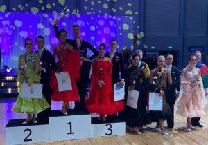Танцоры из Молдовы завоевали серебро на чемпионате мира среди молодежи (ВИДЕО)