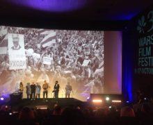 Фильм опротестах вБеларуси стал победителем Варшавского кинофестиваля