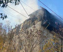 Мэрия Кишинева предоставит временное жилье семьям, пострадавшим из-за пожара наБуюканах (ВИДЕО)