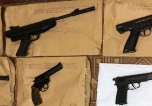 Продавали оружие через интернет. Пятерым жителям Молдовы грозит штраф