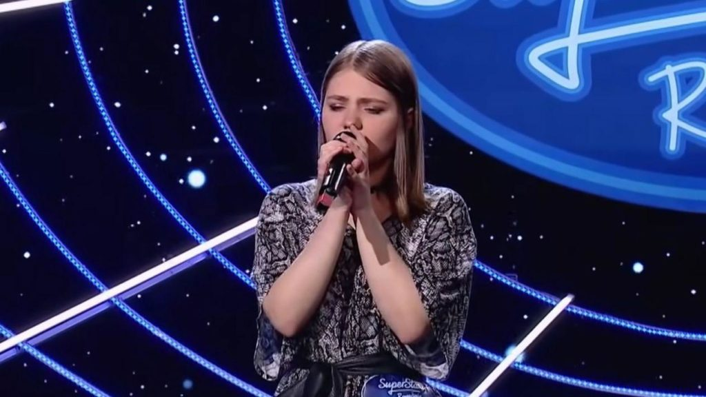 Девушка изКомрата покорила жюри румынского шоу талантов (ВИДЕО)