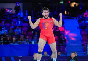Молдавский борец Виктор Чобану стал чемпионом мира