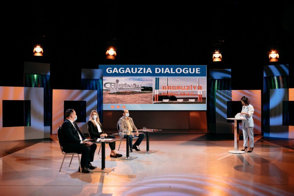 Tелемост Кишинев и Кoмрат: Развитие туризма — один из приоритетов Гагаузии