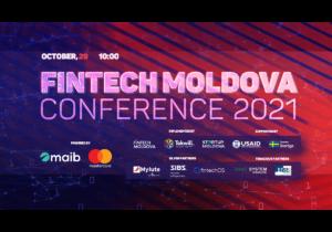 «Fintech Moldova Conference 2021»: обсуждение цифровых преобразований в финансовой экосистеме