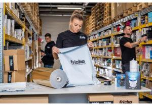 Frisbo: У вас есть интернет-магазин? Станьте заметнее на рынке и затмите конкурентов благодаря готовым решениям системы е–фулфилмента