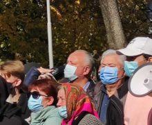 В Кишиневе проходит протест против власти и в поддержку Стояногло. Стрим NM (ВИДЕО, ФОТО)