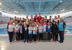 Спортсмены изМолдовы завоевали 86медалей насоревнованиях поплаванию вБолгарии