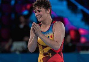 Спортсменка изМолдовы Юлия Леорда завоевала серебро начемпионате мира повольной борьбе