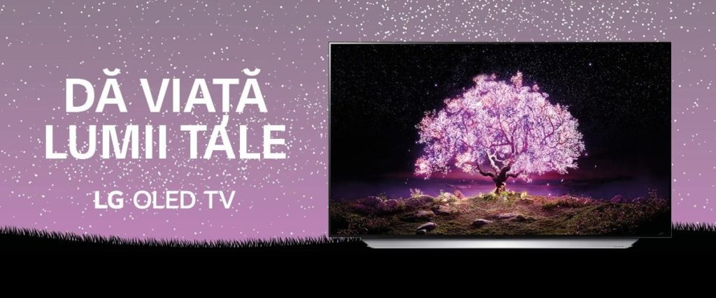 LG: OLED WEEK - o săptămână întreagă cu reduceri la OLED TV