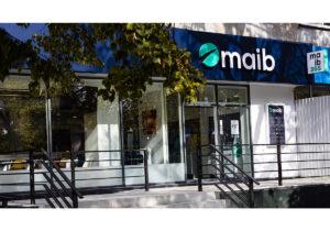 Maib открыл первое отделение в Кишиневе с обновленным дизайном