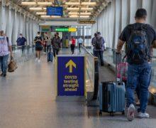 ВСША будут пускать только привитых откоронавируса иностранцев