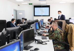 Cum arată Centrul de Dirijare în Situații Excepționale, activat la IGSU din cauza crizei de gaze (FOTO)