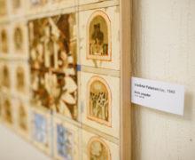 ВМИДЕИ открылась выставка художника Владимира Паламарчука