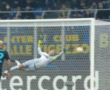 «Шериф» забил гол «Интеру» в матче Лиги чемпионов, но все равно пропустил 3 мяча (ВИДЕО)