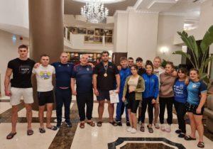 Sportivii moldoveni au obținut două medalii la Campionatul Mondial de Sambo