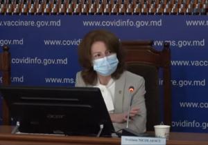 Медработников Молдовы могут вакцинировать от ковида третьей дозой. Минздрав обсуждает такую возможность