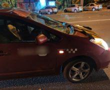 ВКишиневе водитель такси насмерть сбил пешехода